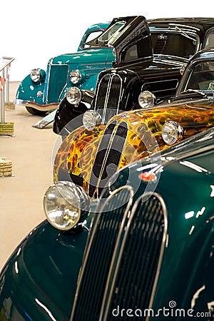 Free Custom Cars Stock Photography - 4516532