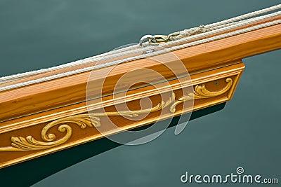 Custom Craftsmanship Bowsprit
