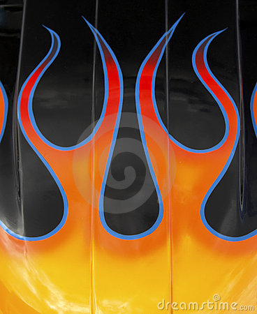 Free Custom Flames Stock Photo - 3031180