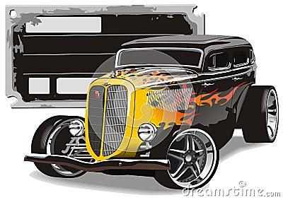 Custom GAZ-M1 Hotrod
