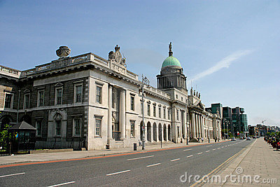 Custom House, Dublin