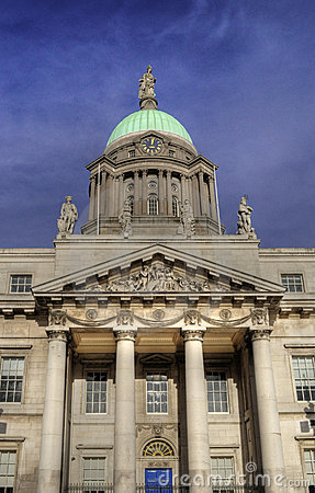Custom House - Dublin, Ireland (Irland)