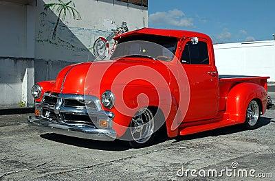 Custom Made Pickup Truck