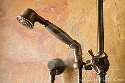 custom shower faucet