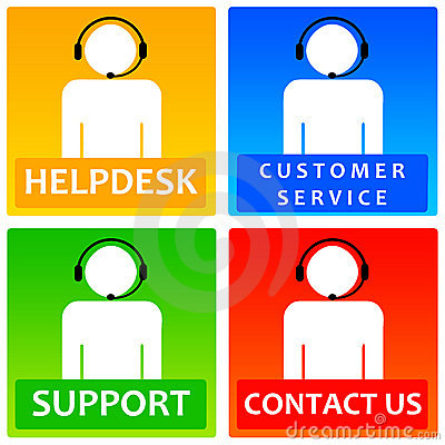 Customer icons