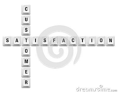 Customer satisfaction key