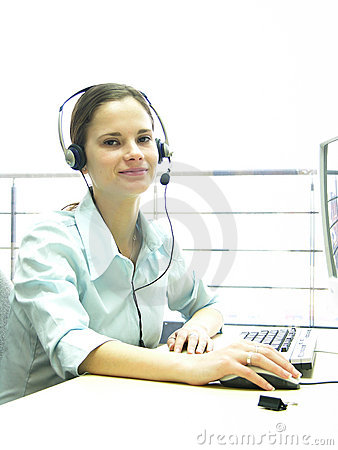 Free Customer Support Royalty Free Stock Photography - 99657