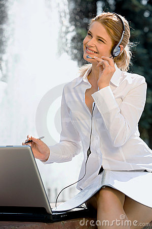 Free Customer Support Service Stock Photo - 2964950