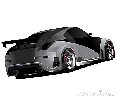 Customized nismo nissan 350z turbo drifting