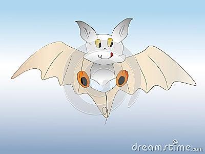 Cut bat