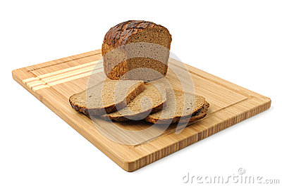 Cut Bread Royalty Free Stock Photography - Image: 24907407