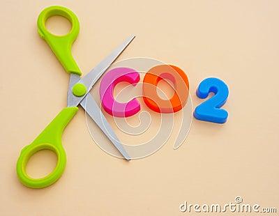 Cut CO2