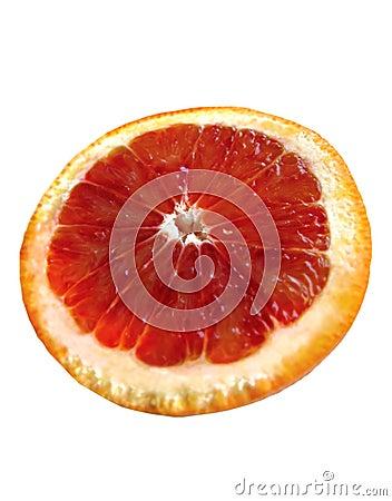 Free Cut Red Orange Stock Photo - 14474190
