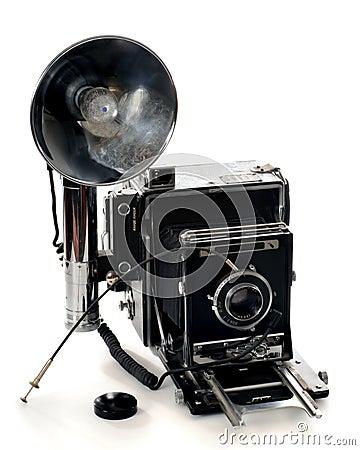 Cut-Sheet Camera
