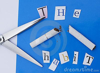 Cut the Smoking Habit