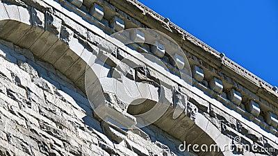 Cut Stone Detail