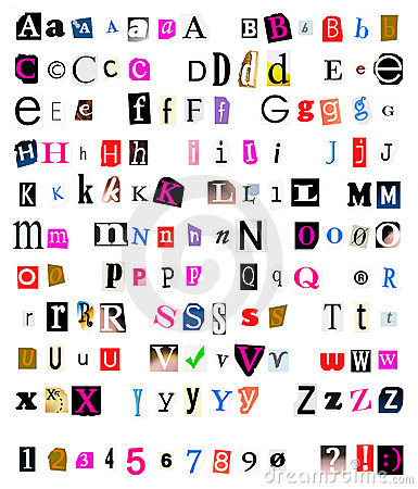 Alphabet Paper Cut Colorful Font Stock Photos, Images, & Pictures ...