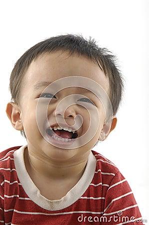 Free Cute Asian Kids Stock Image - 5233811