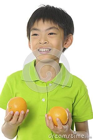 Cute Asian kids