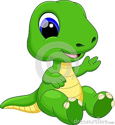 Baby Dinosaur Stock Illustrations – 2,623 Baby Dinosaur Stock ...