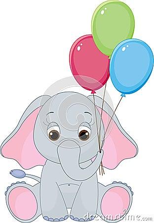 Free Cute Baby Elephant Royalty Free Stock Photography - 25312467