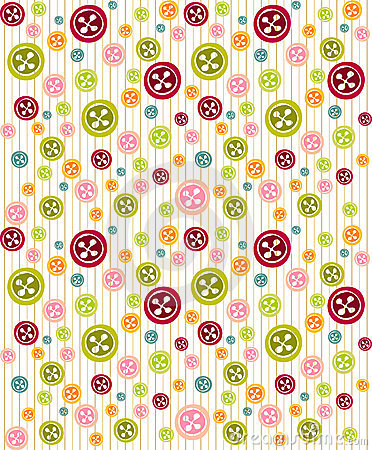 Cute Background With Buttons Royalty Free Stock Photo Image 17852795