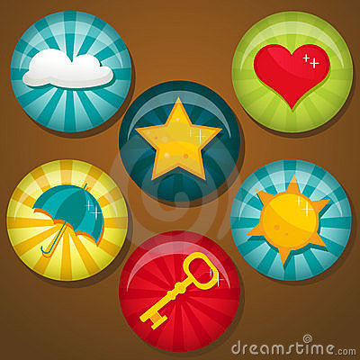 Cute badges