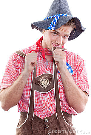 Free Cute Bavarian Stock Photo - 20259650