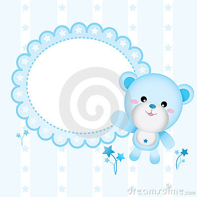 Cute Bear for Baby Boy