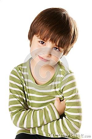 Free Cute Boy Royalty Free Stock Image - 17402616