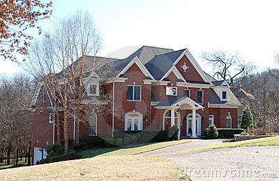 Cute Brick Luxury Home 27