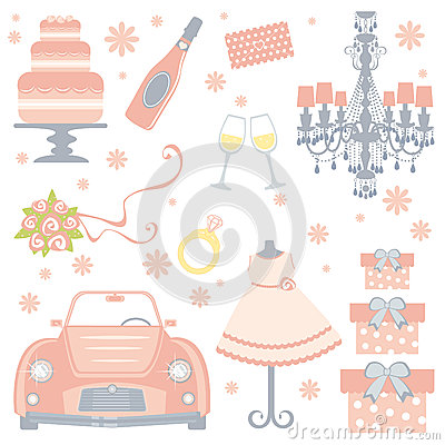 Cute bridal shower collection
