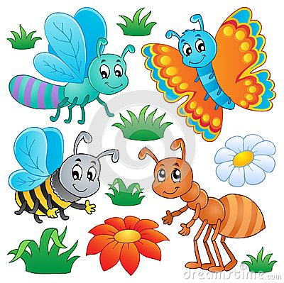 Cute bugs collection 2