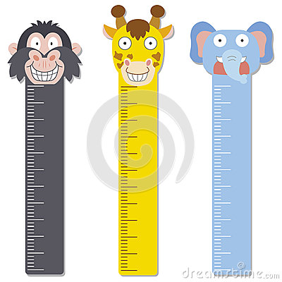 Free Cute Bumper Children Meter Wall. Royalty Free Stock Image - 31661486