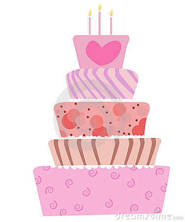 Free Cute Cake Royalty Free Stock Photos - 7140188