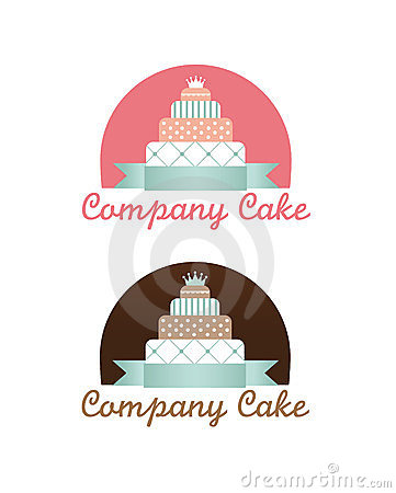 Cute cakes set