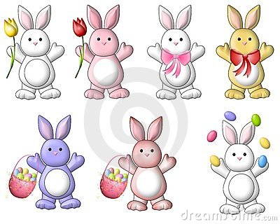 easter bunny clipart black and white. easter bunny clipart graphics.