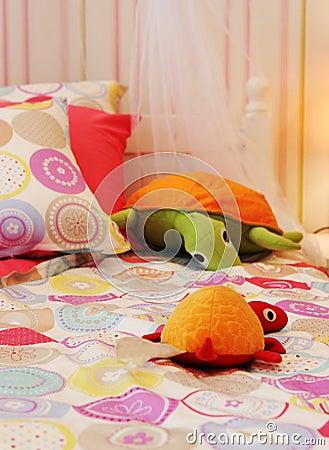 Free Cute Child S Bedroom Stock Photos - 2159563