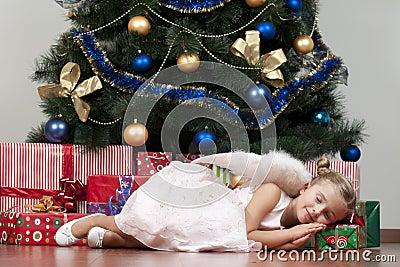 Cute Christmas Angel