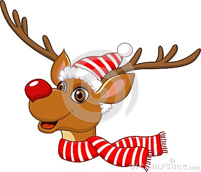 Cute Christmas Reindeer