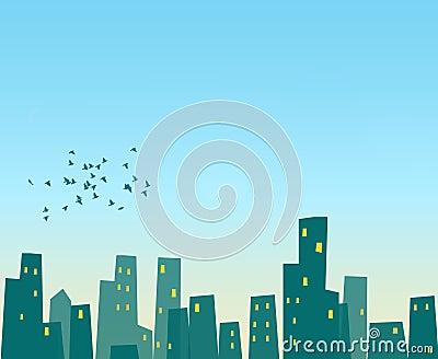 Cute Cityscape