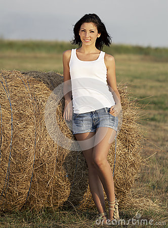 Cute country girl