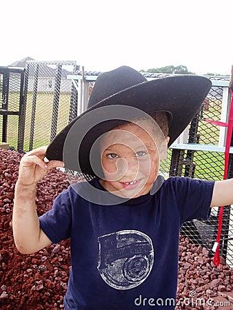 Cute cowboy