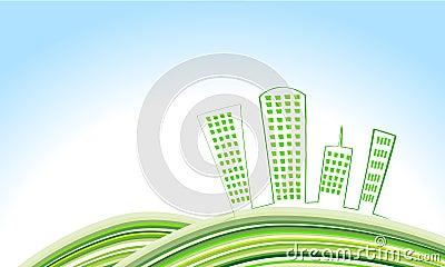 Cute eco city
