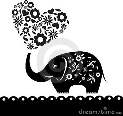 Cute elephant with flower heart card(60).jpg