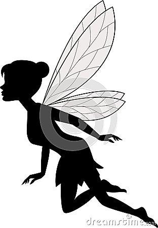 Free Cute Fairy Flying Stock Photo - 78243040