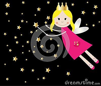Cute Fairy Princess