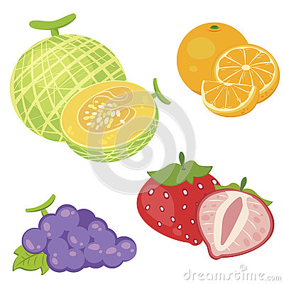 Cute fruit collection02