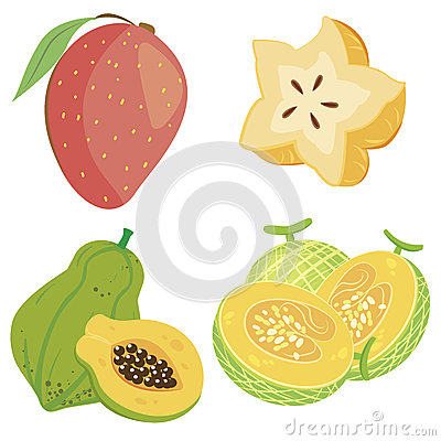 Cute fruit collection04