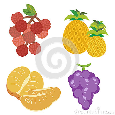 Cute fruit collection09